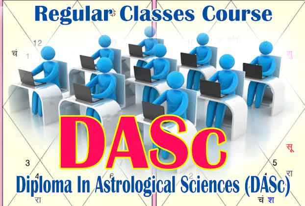 Diploma In Astrological Sciences_(DASc)_Regular Classes Course
